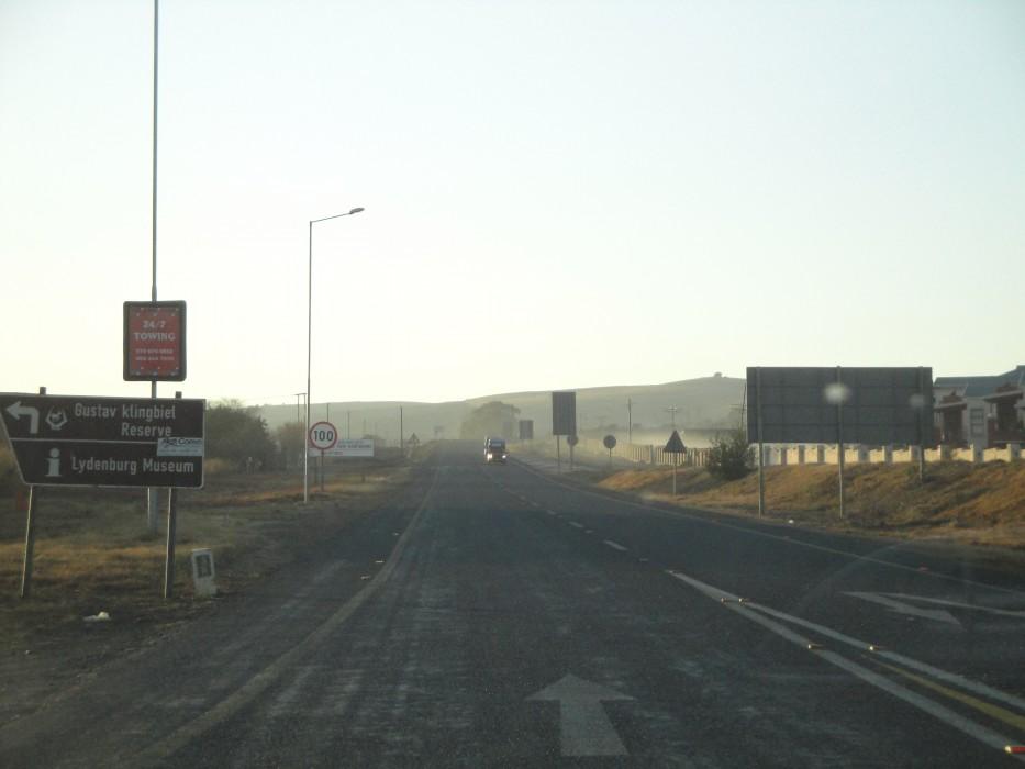 Südafrika Road trip