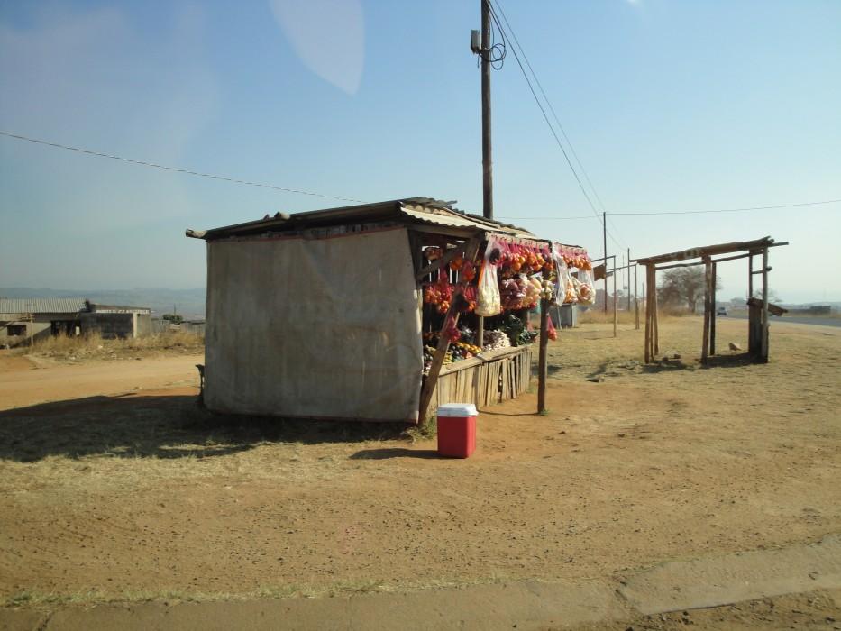 Zwischenverpflegung in Südafrika