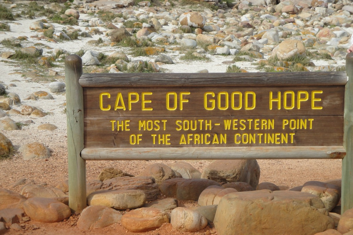 South Africa – wild side of Cape Peninsula