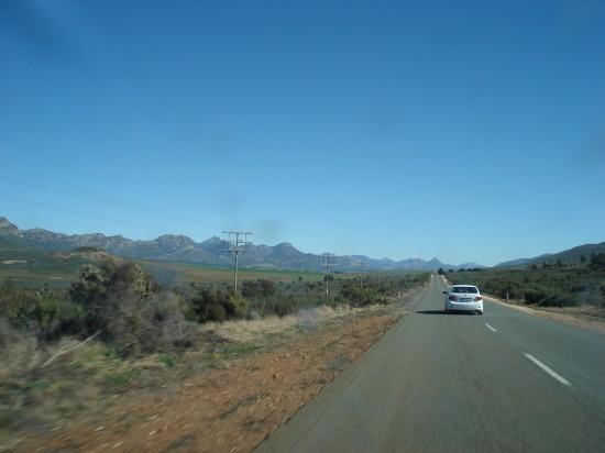 Südafrika Route 62