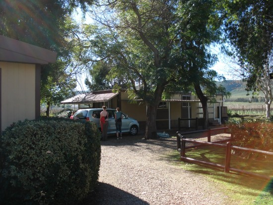 Unterkunft in Montagu
