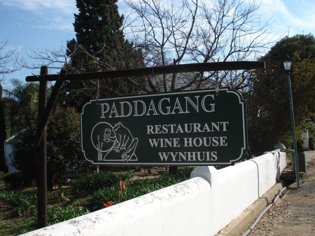 Paddagang Restaurant