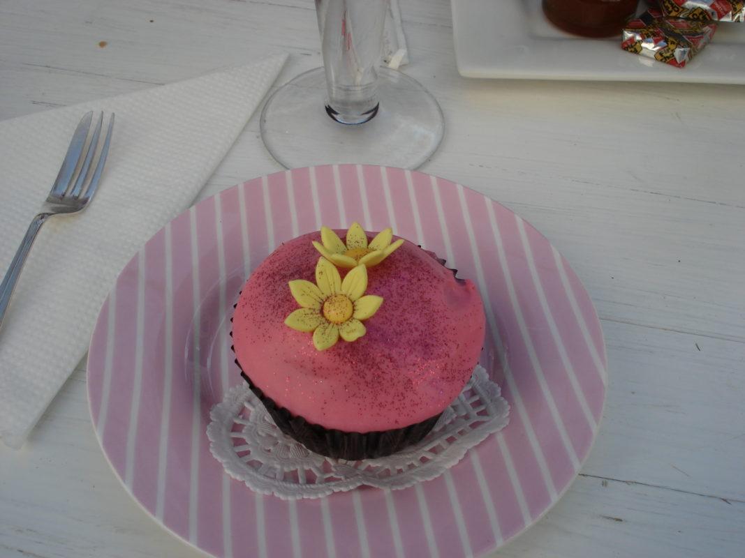 Cupcake in Südafrika