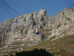 Luftseilbahn zum Tafelberg