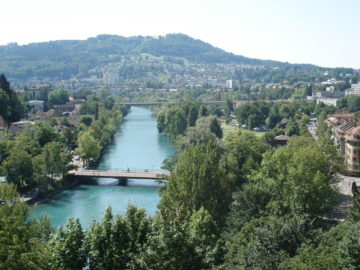 """Bern - """"Sommer-Orte"""""""