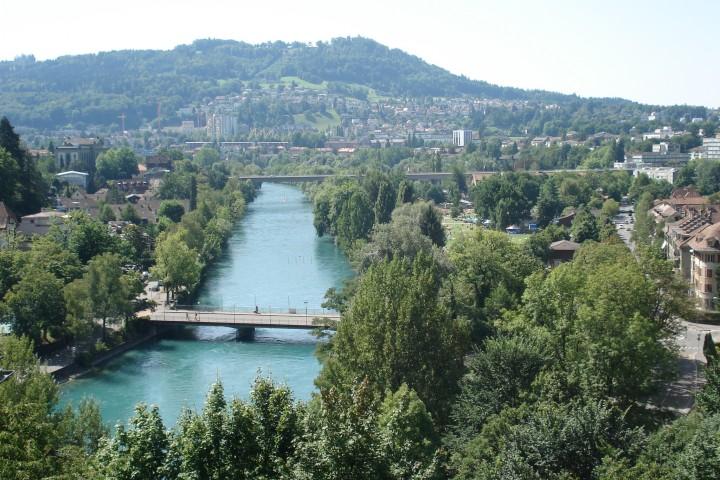 """Bern – """"Sommer-Orte"""""""