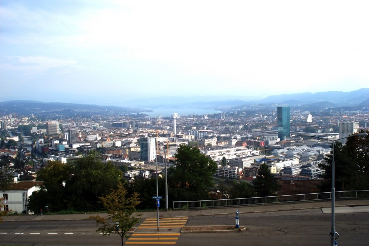 Stadtwandern in Zürich – Teil 1