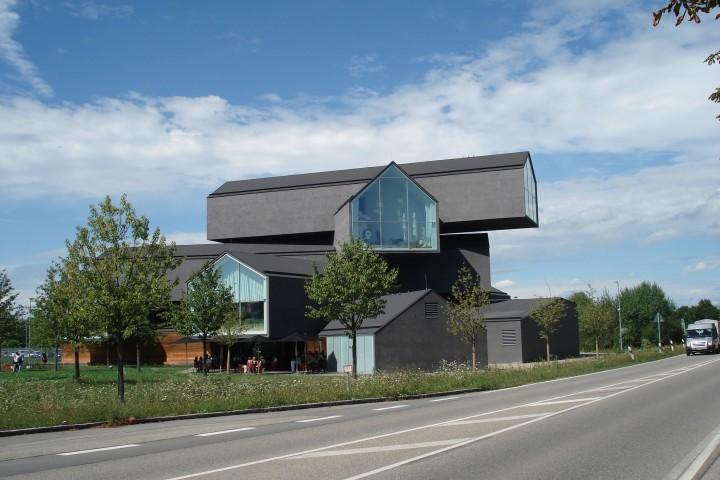 Vitra Museum – Weil am Rhein