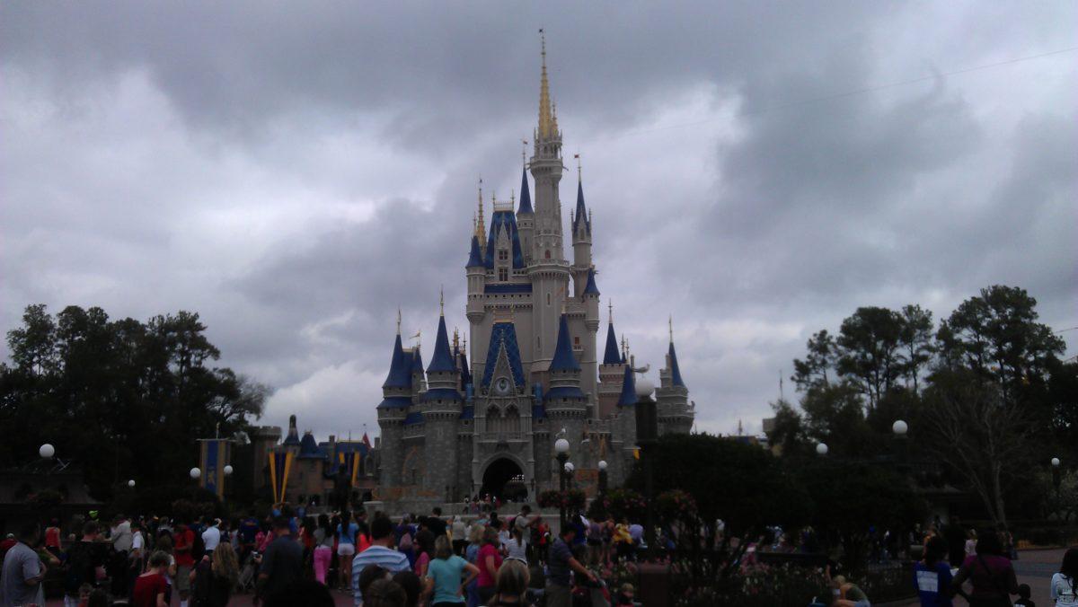 "Das ""Cinderella-Schloss"""