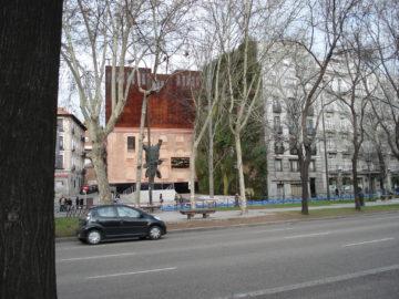 Madrid - Stadtgärten der anderen Art