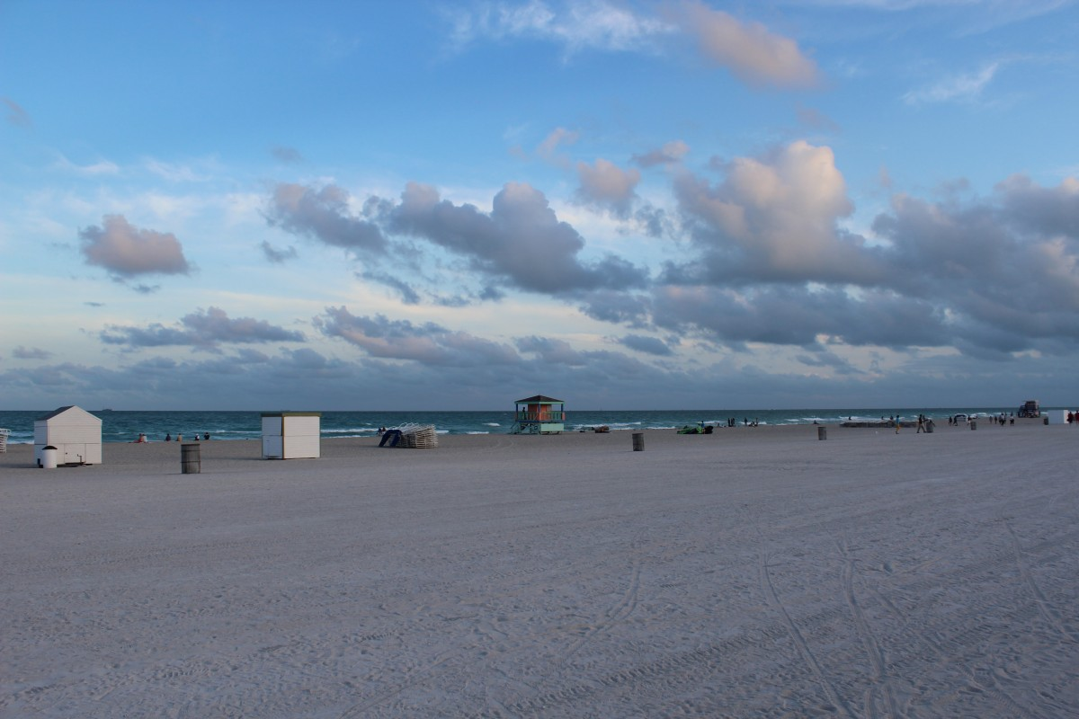 Florida – Hotel Dilemma in Miami Beach
