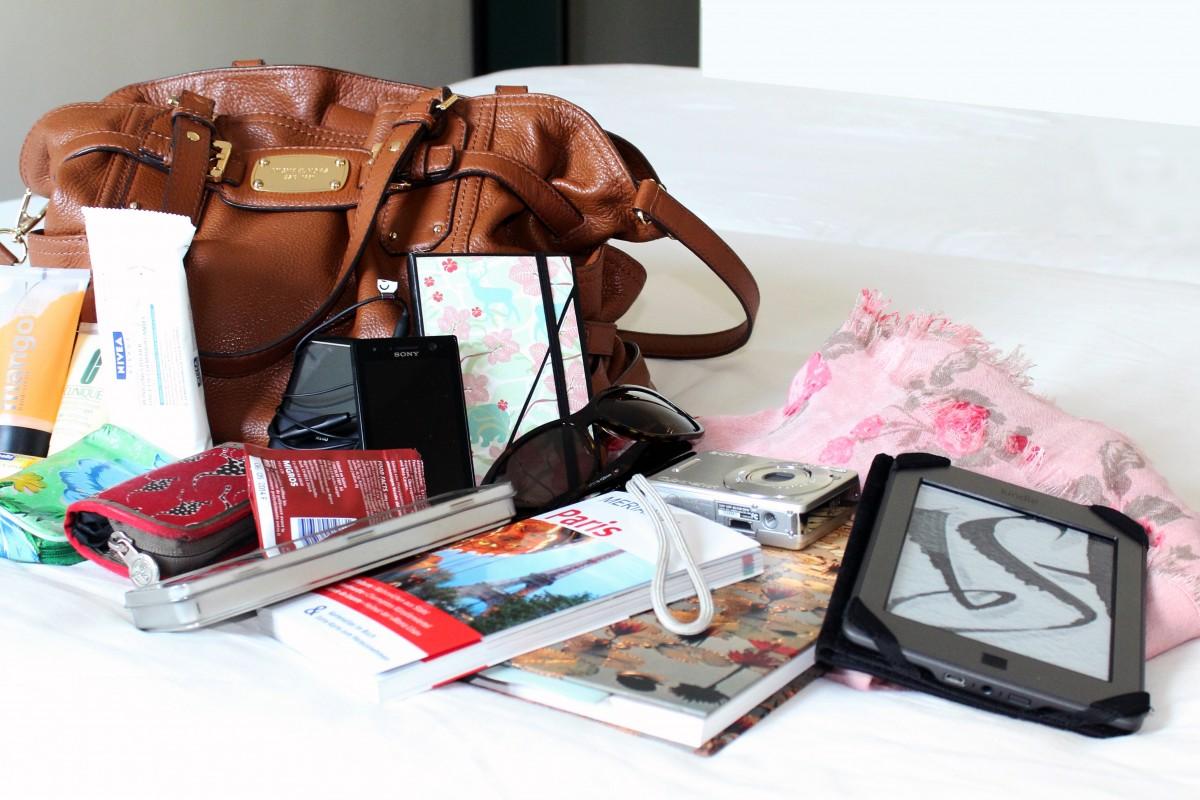 City-Trip Handbag – Handtasche für Städtereise