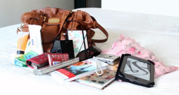 City-Trip Handbag - Handtasche für Städtereise