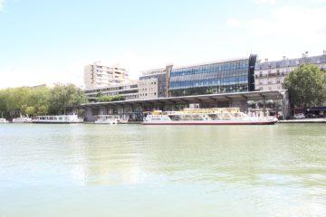 Paris - Kanalfahrt