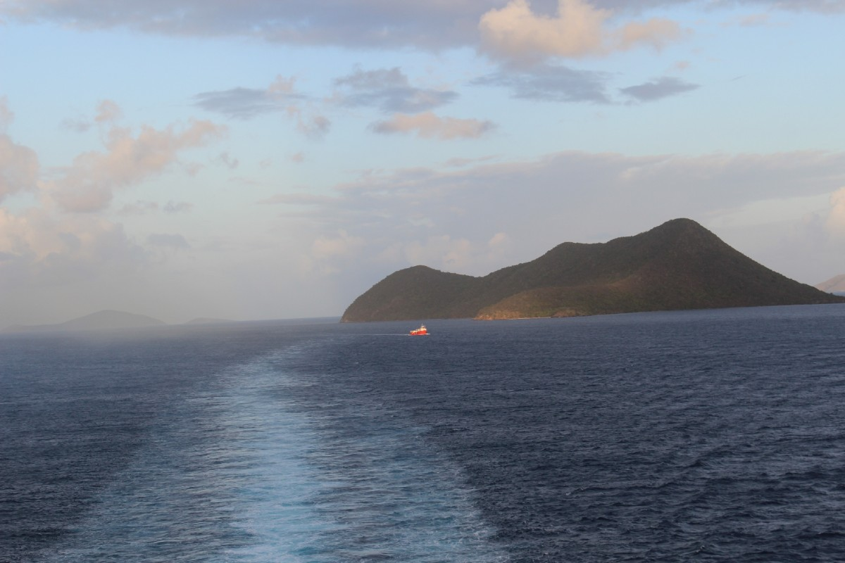 Caribbean lifestyle in Tortola