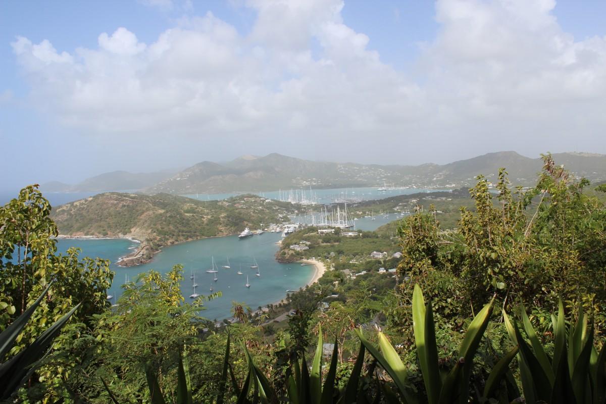 Antigua – die Insel mit den 365 Stränden