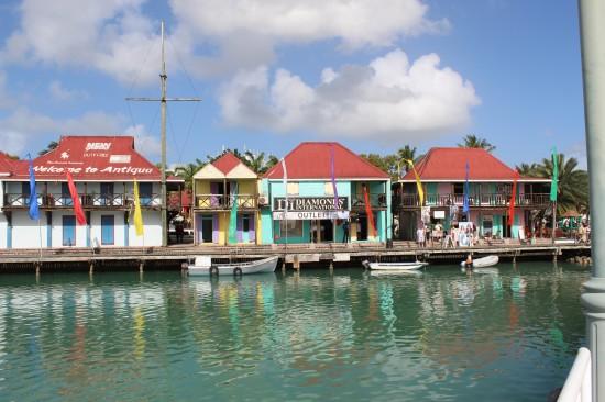 St. John's auf Antigua