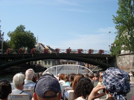 Auf dem Schiff in Strasbourg - Batoramatour