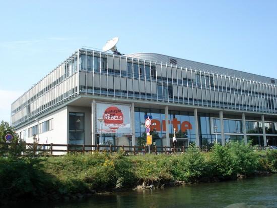 ARTE-Gebäude