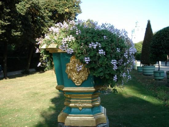 ursprünglichste Teil des Schlossparkes