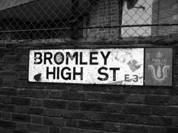 East London - Bowtalk - Bromley-by-Bow