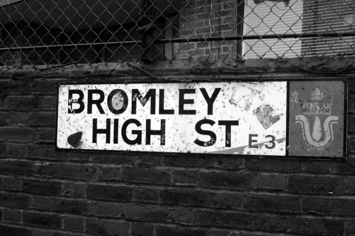 East London – Bowtalk – Bromley-by-Bow