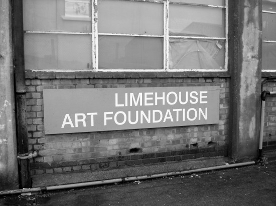 Limehouse art foundation
