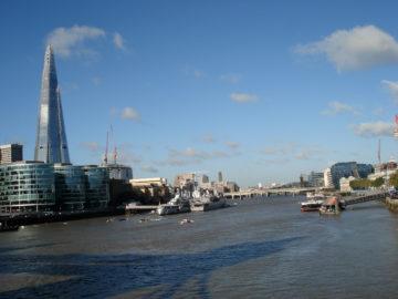 London's neue Seite