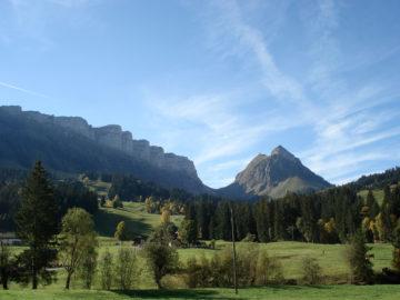 Herbstwanderung - vom Innereriz nach Kemmeribodenbad