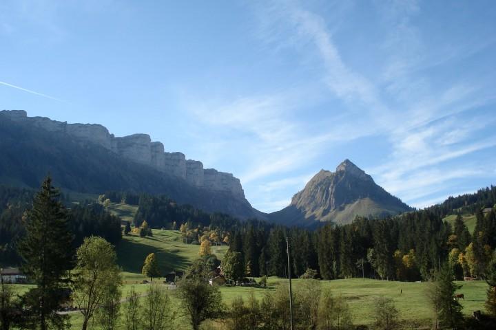 Herbstwanderung – vom Innereriz nach Kemmeribodenbad