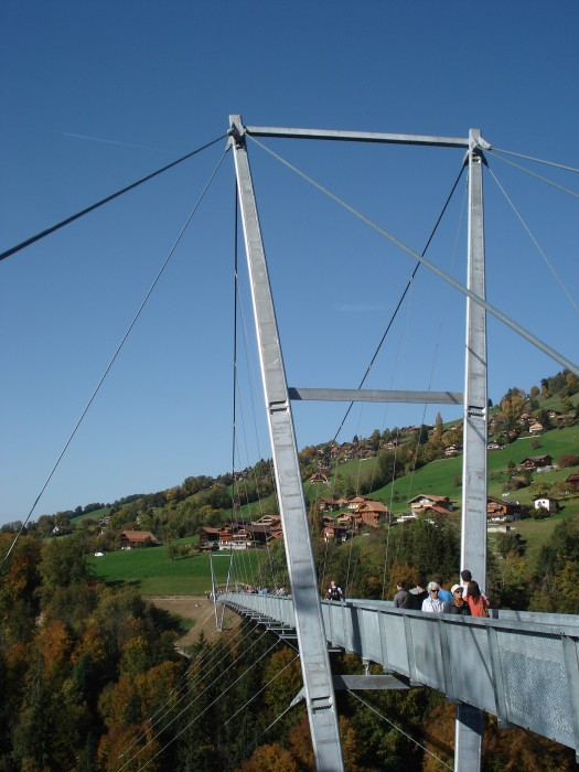 Panoramabrücke Sigriswil