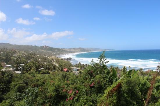 Barbados Atlantikküste