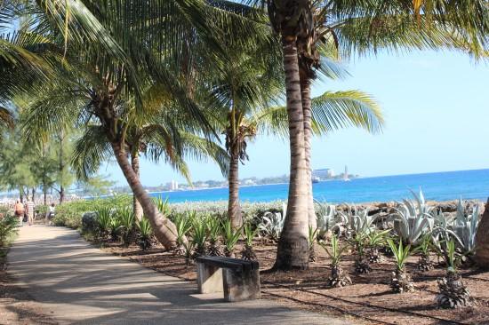 Barbados Hafenpromenade