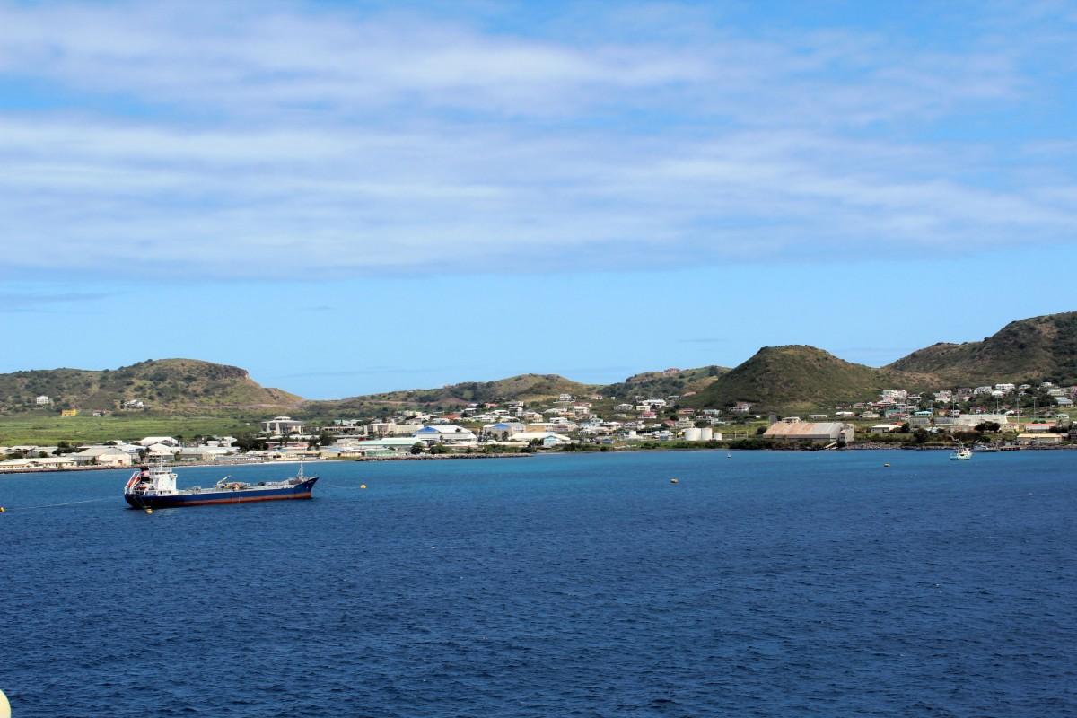 St. Kitts – die Unbekannte – Basseterre
