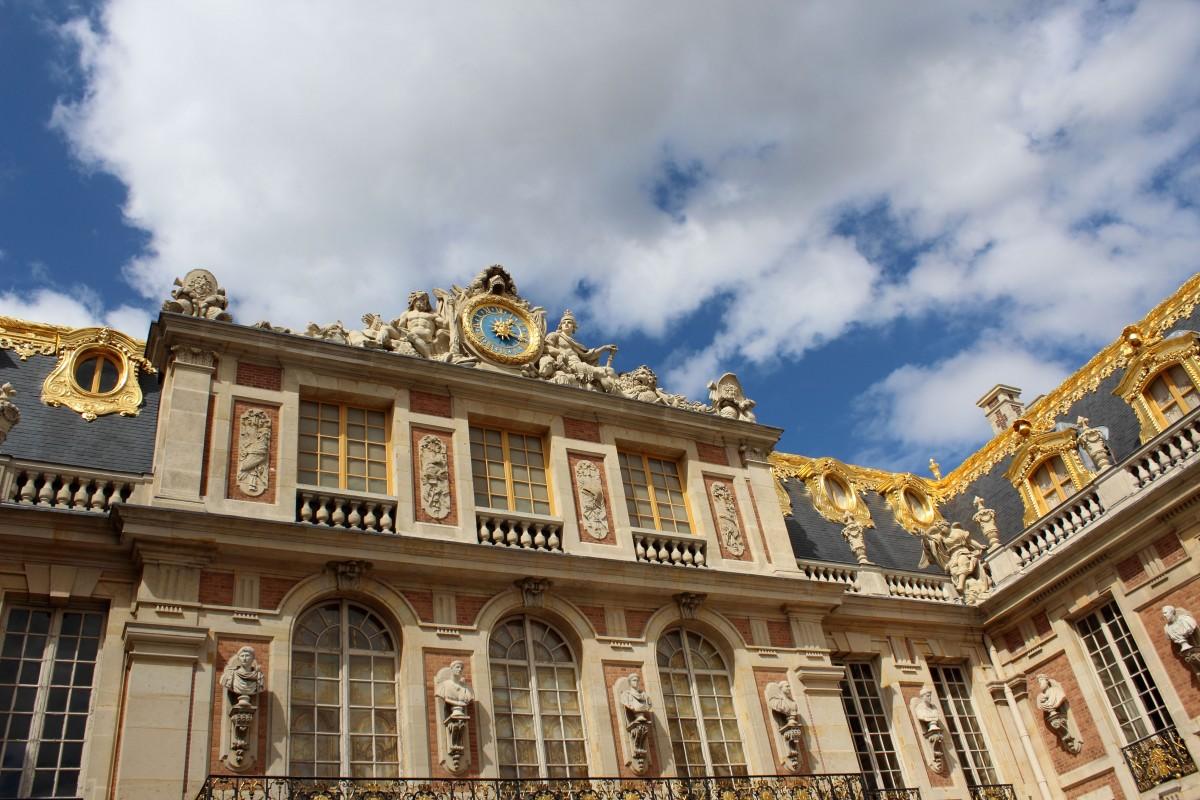 Paris – ein Besuch bei Louis XV