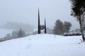 Wintereinbruch in Seefeld