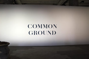 Common Ground - Biennale Architektur 2012