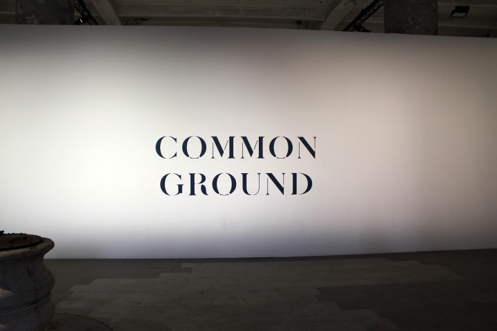 Common Ground – Biennale Architektur 2012