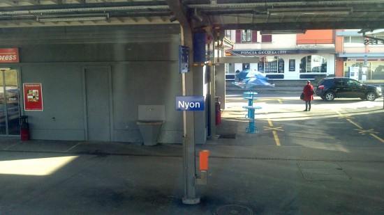 BahnhofNyon