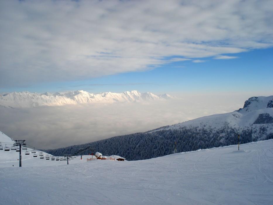 Axamer Lizum Panorama
