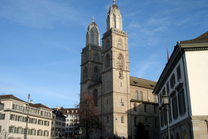 Zürich von oben – Teil II