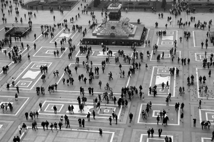 Mailand – Schnappschuss