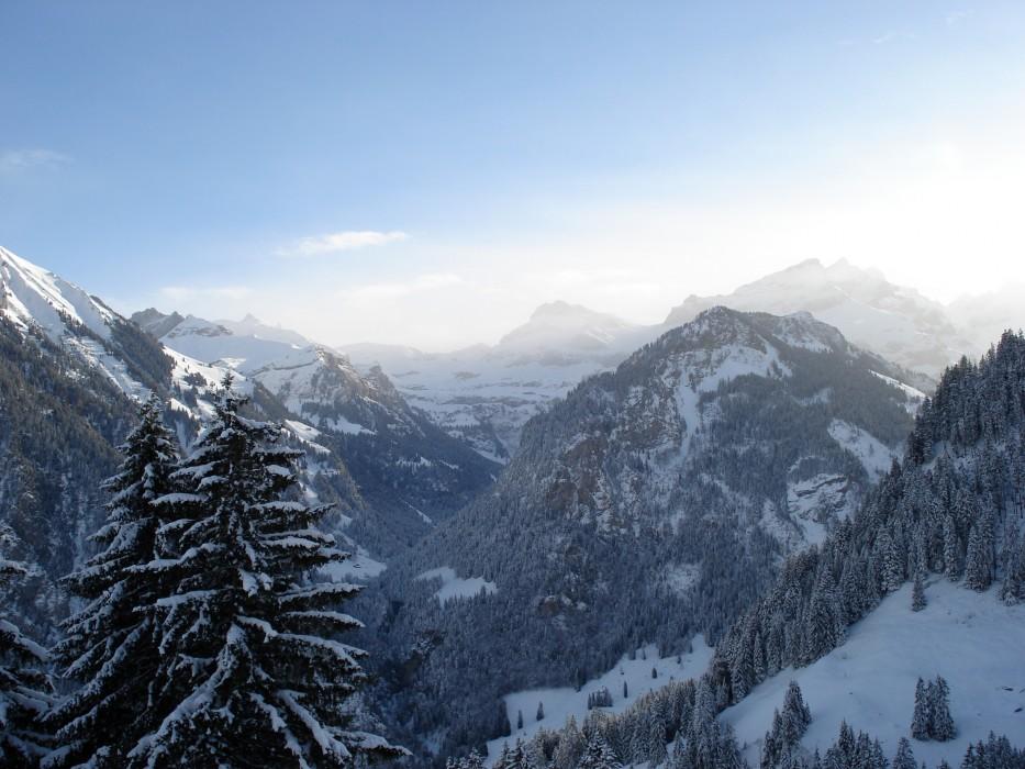 Bergpanorama_Kiental
