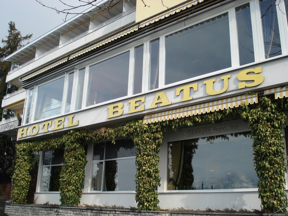 Hotel Beatus - Solbad Merligen