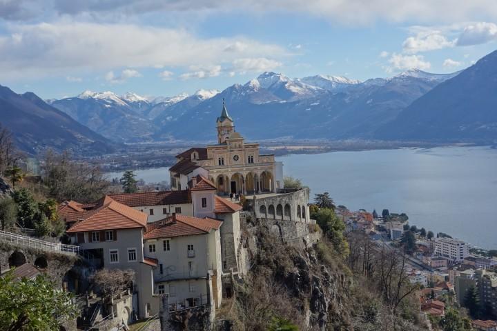 Schnappschuss – Madonna del Sasso