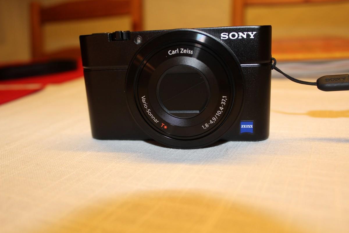Sony RX100 und das Winter-Wunder-Land
