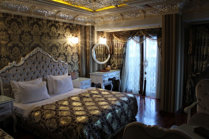 Hotel Review – Golden Horn Sultanahmet
