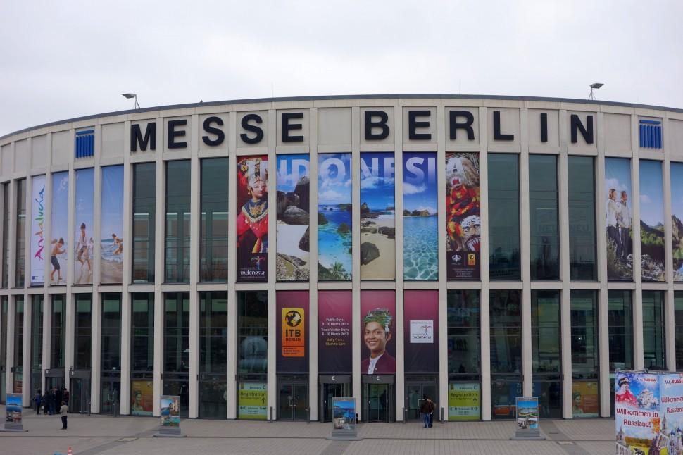 Berlin Messe ITB