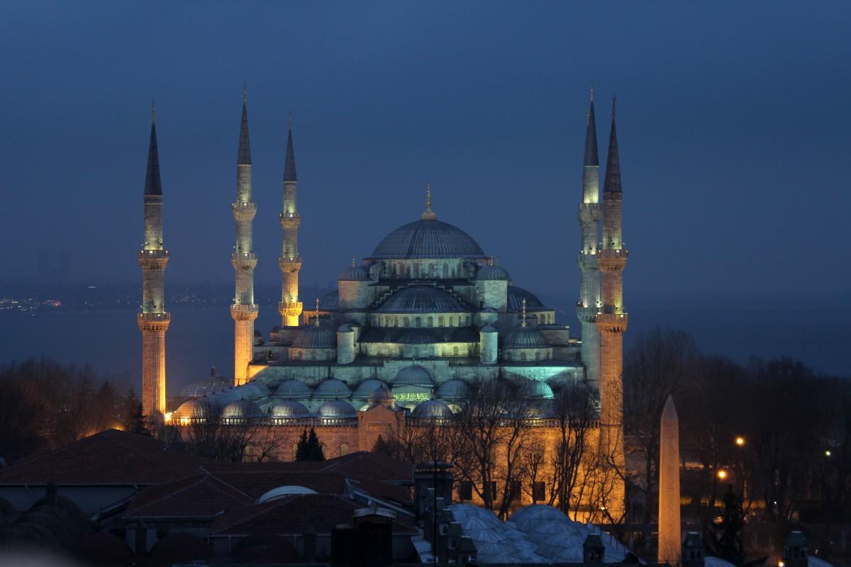 Einmal Istanbul bitte