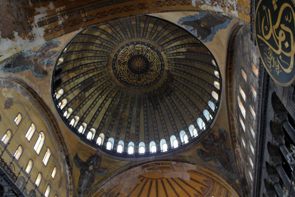 Hagia Sophia Kuppel